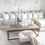 Clean white furniture in natural light.