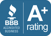 Better Business Bureau - A+ Rating