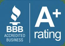 Better Business Bureau - A+ Rating