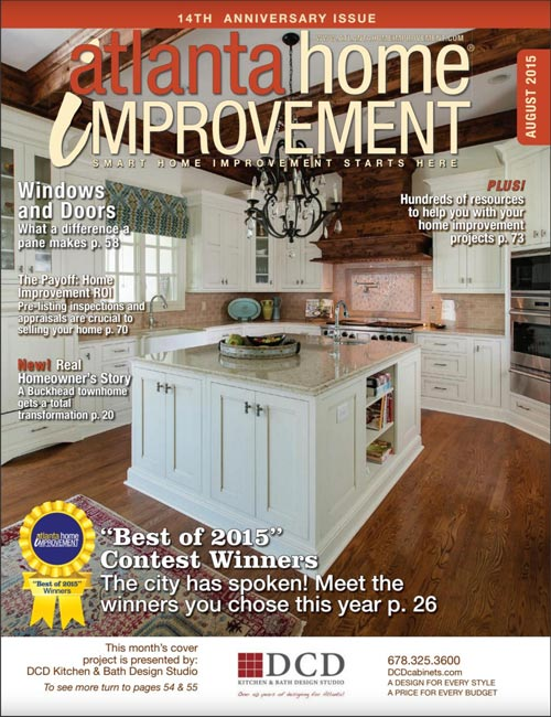 Atlanta Home Improvement - August 2015