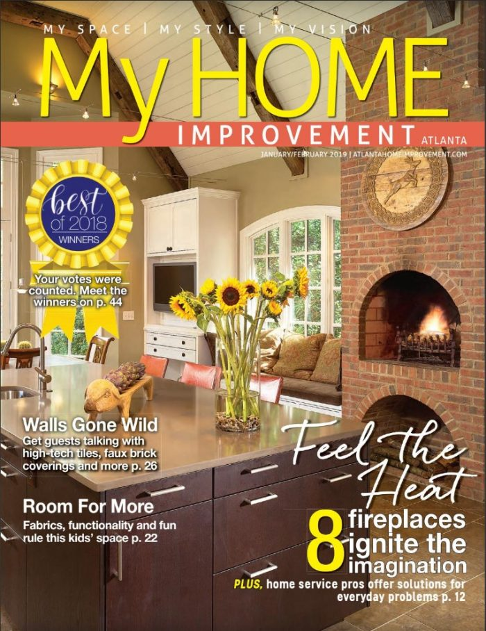 My Home Improvement - magazine cover