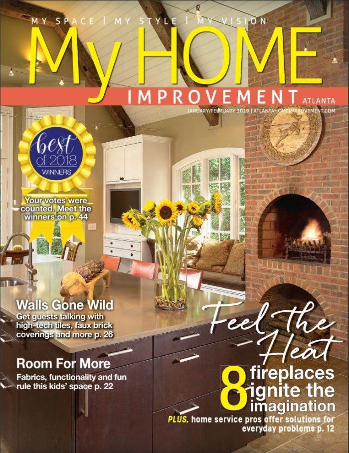 My Home Improvement - magazine cover