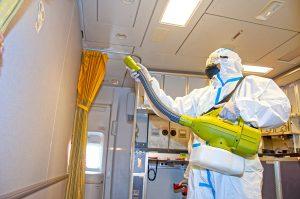 Covid-19 Disinfecting Service Georgia - Atlanta Sanitiation Service 30 days Nanotechnology